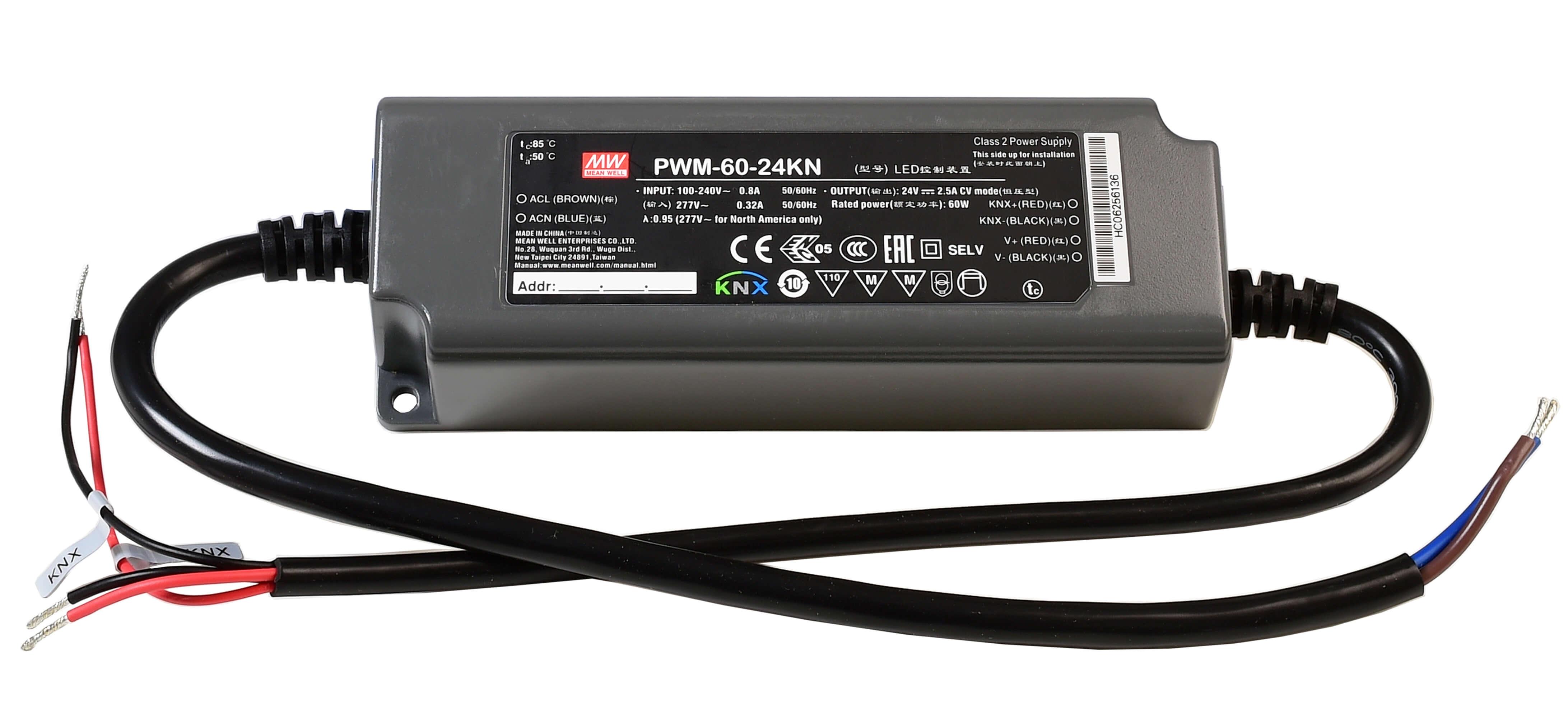 CV, PWM-60-24KN