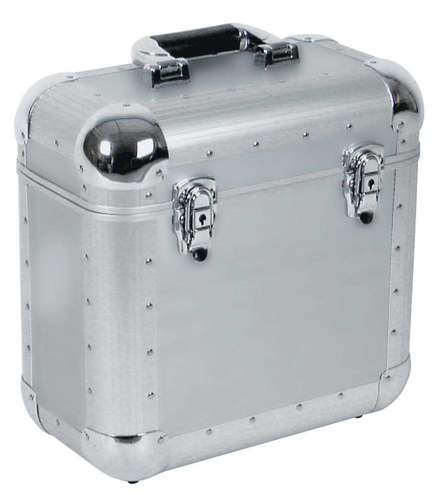 ROADINGER Platten-Case ALU Battle/Booking, abger.