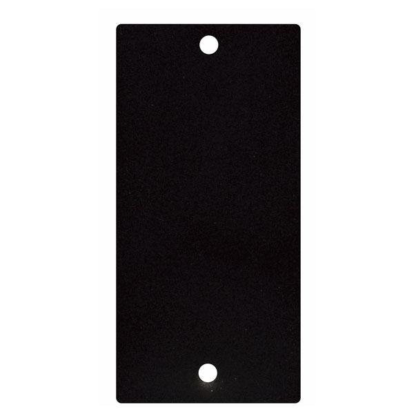 Showgear Blank Panel 1 Segment