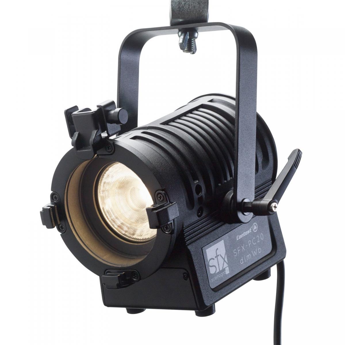 Contest SFX-PC20dimWb LED Theaterscheinwerfer