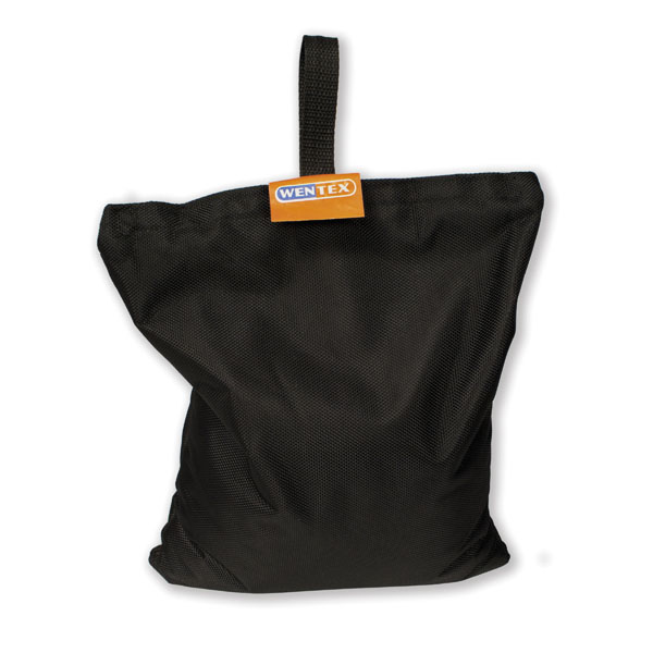 Wentex Eurotrack - Ballast Bag - 5 kg Schwarz