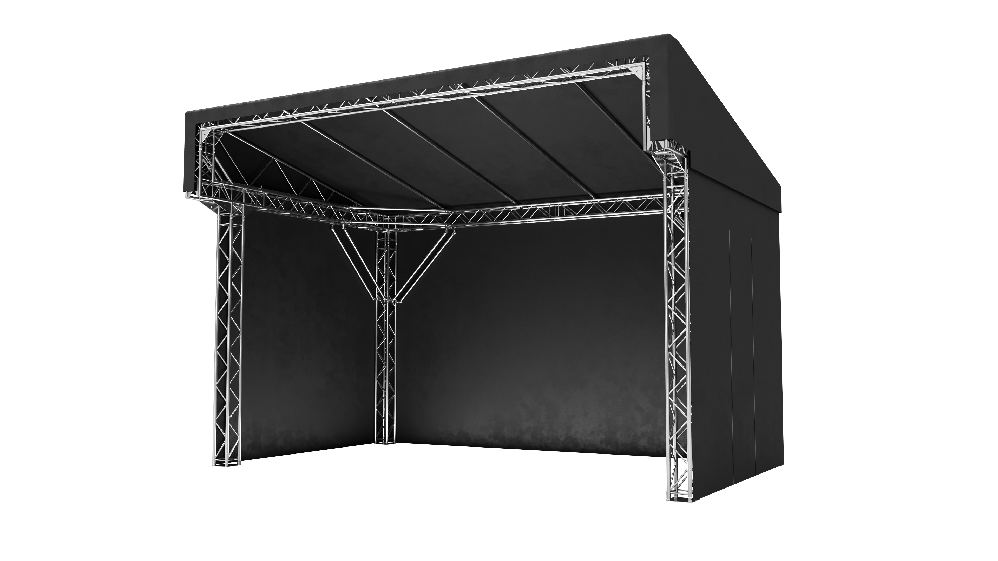 Pitch Roof 6x4m
