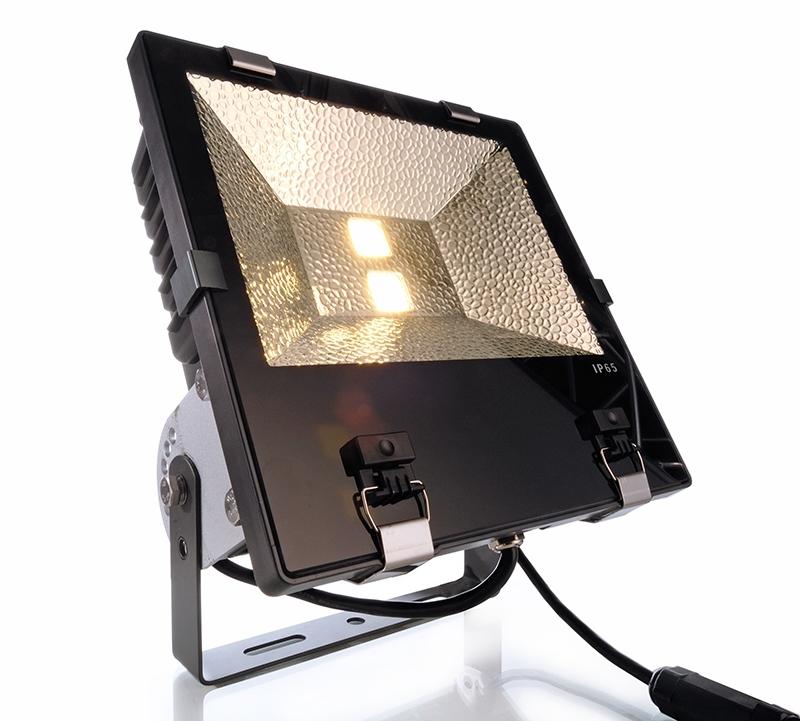 LED Outdoor Fluter COB 120W WW