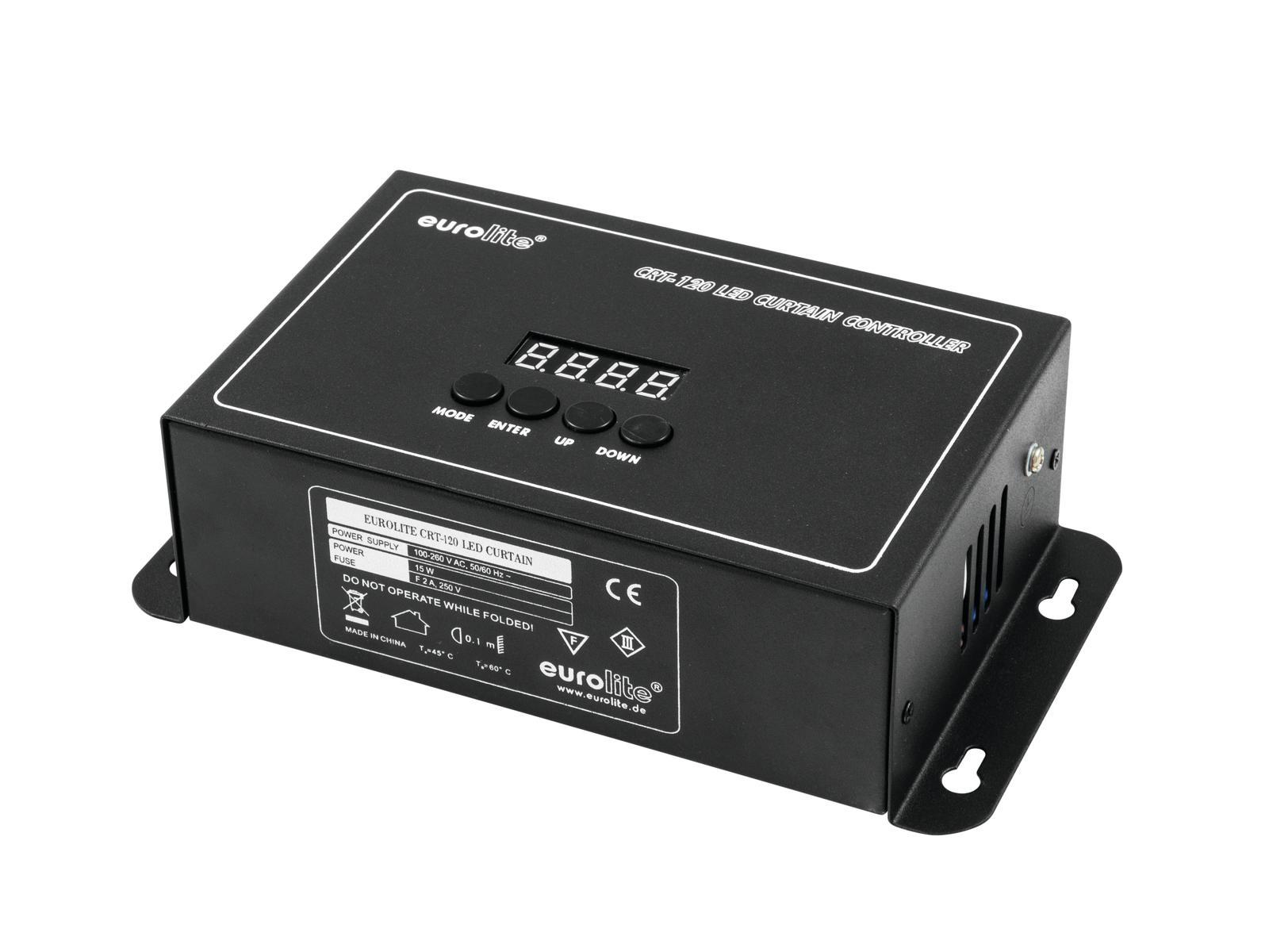 EUROLITE Controller für CRT-120 LED-Vorhang