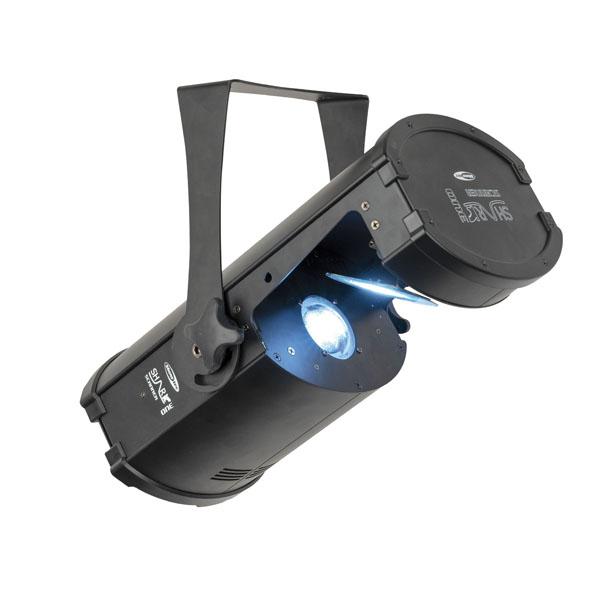 Showtec Shark Scan One Kompakter 100 W LED Scanner