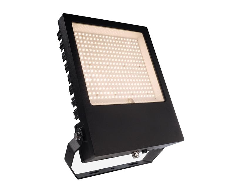 LED Fluter Atik WW 240W schwarz