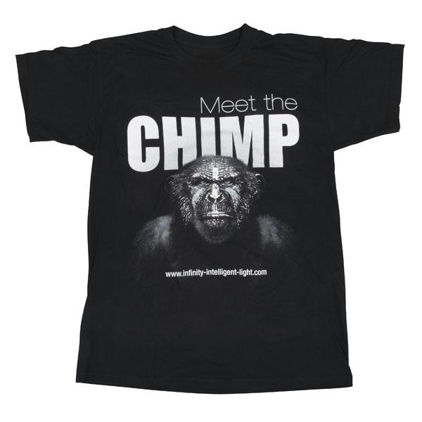 Infinity Chimp T-shirt - Front S