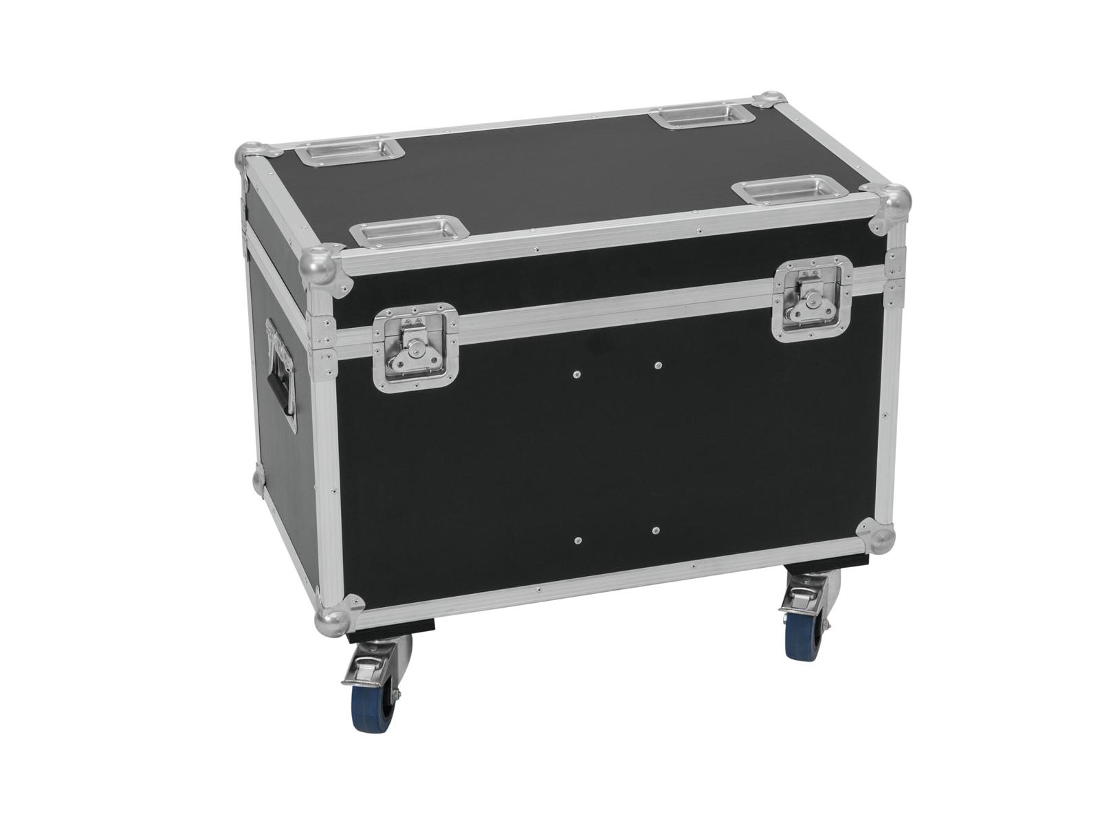 ROADINGER Flightcase 2x DMH-75.i/DMH-80/TMH XB-130