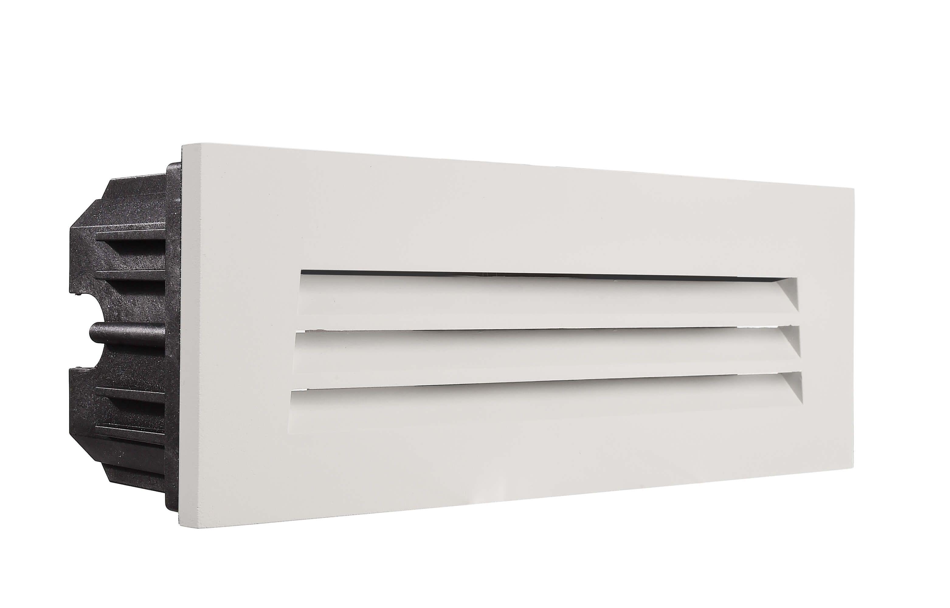Abdeckung Weiß Fensterrollo für Light Base III Outdoor