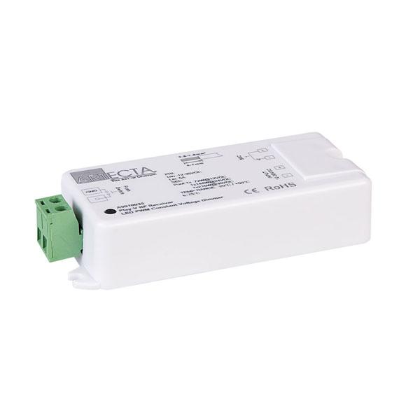 Artecta Play-V RF Receiver Konstante Spannung einfarbig, RF-Fernbedienung nicht enthalten