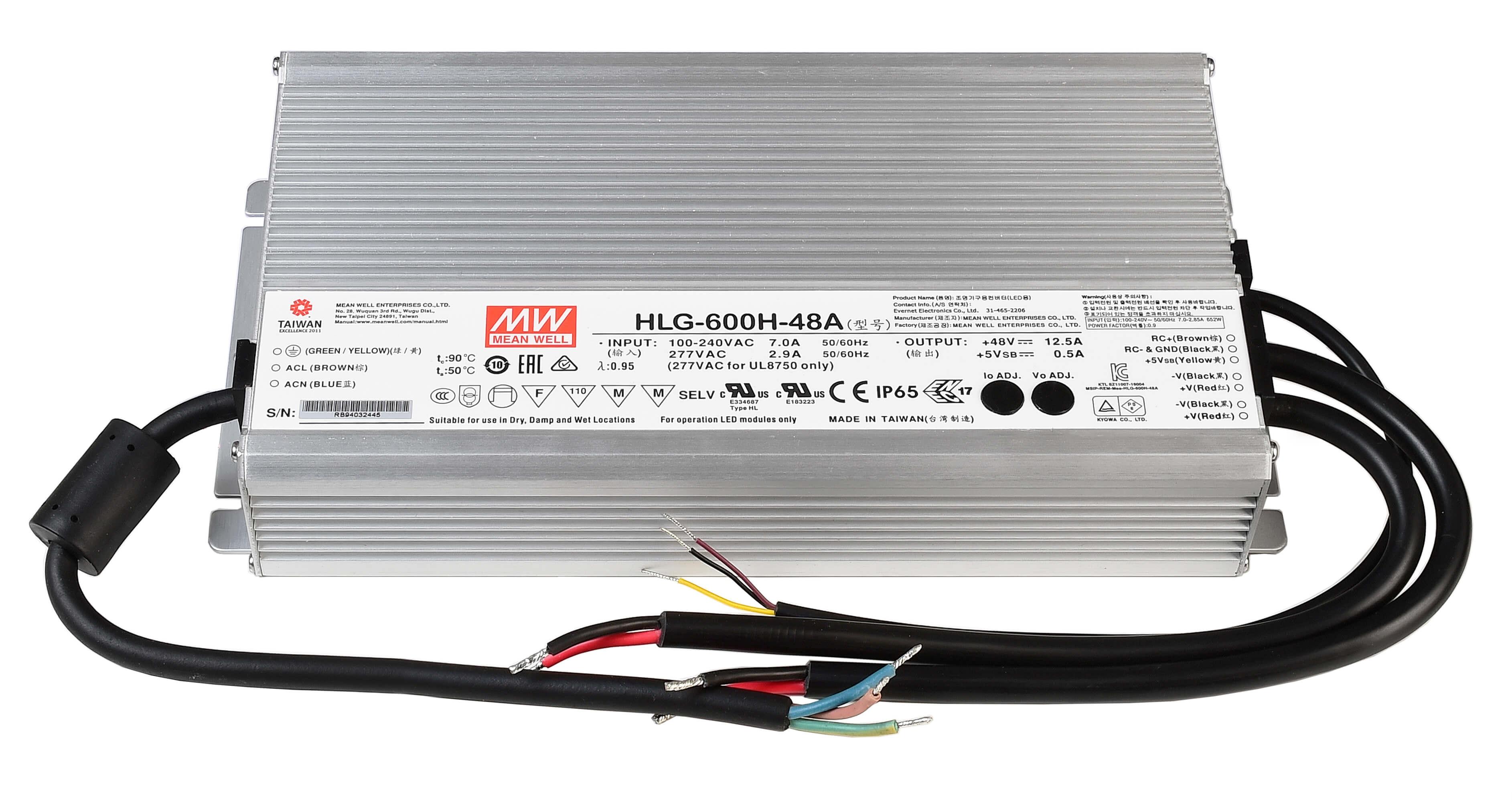 CV. HLG-600H-48A