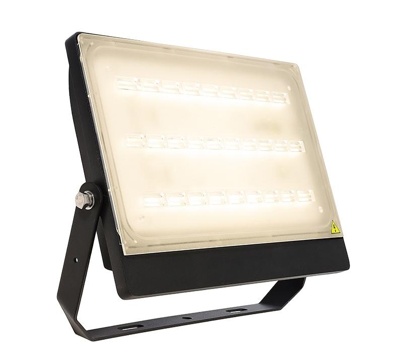 LED Fluter Brachium WW 80W schwarz