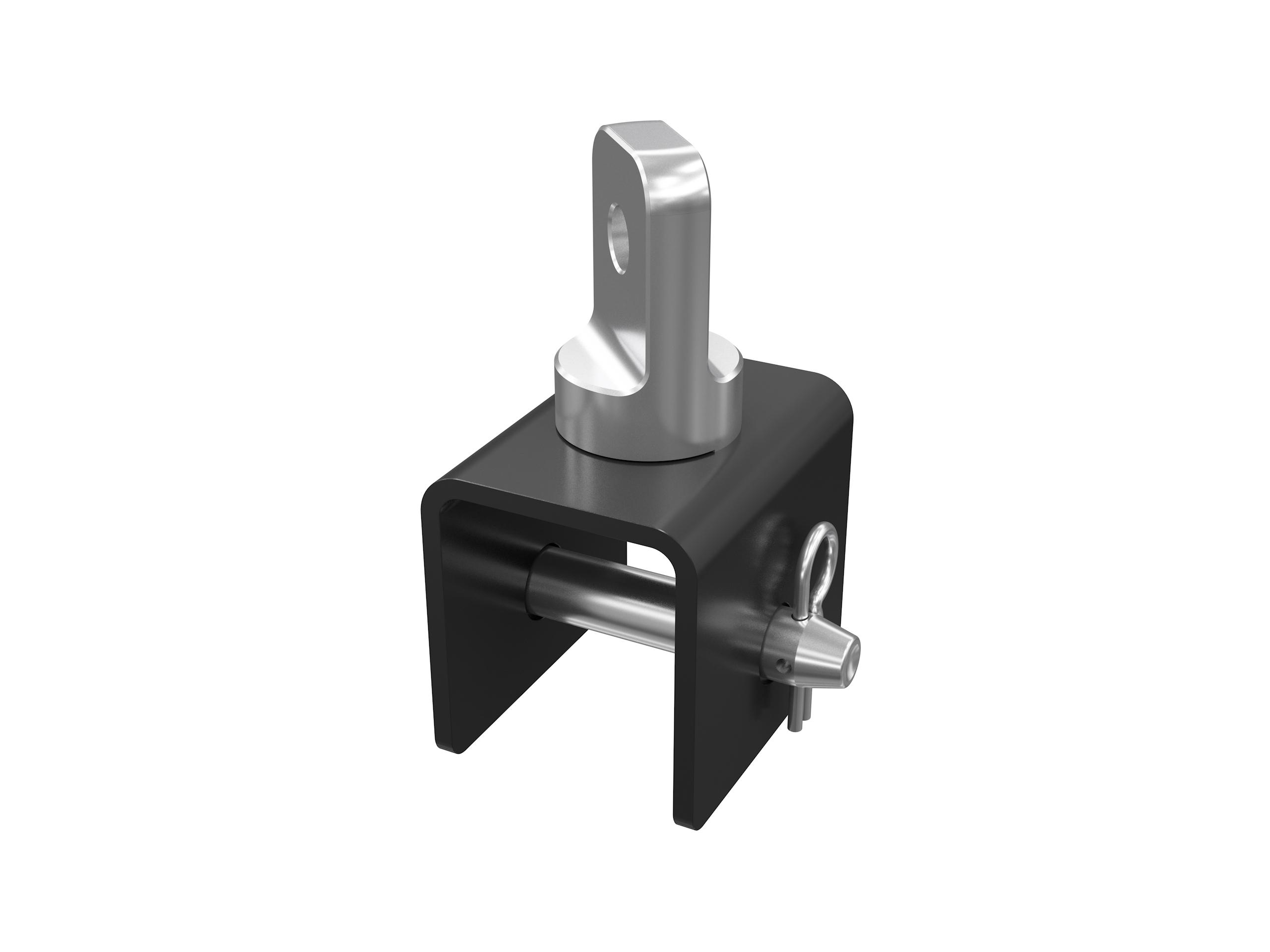 MTB Gabelkopf Abgang Version 2 inkl. 1xPIN20 & 4mm R-Clip