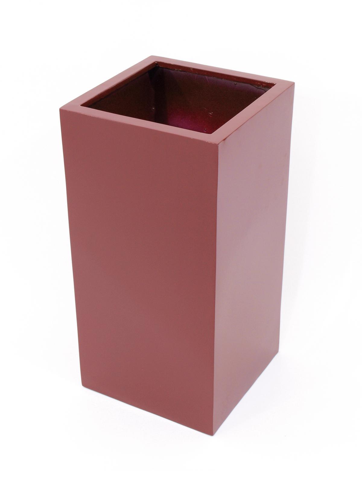 EUROPALMS LEICHTSIN BOX-80, rot, glänzend