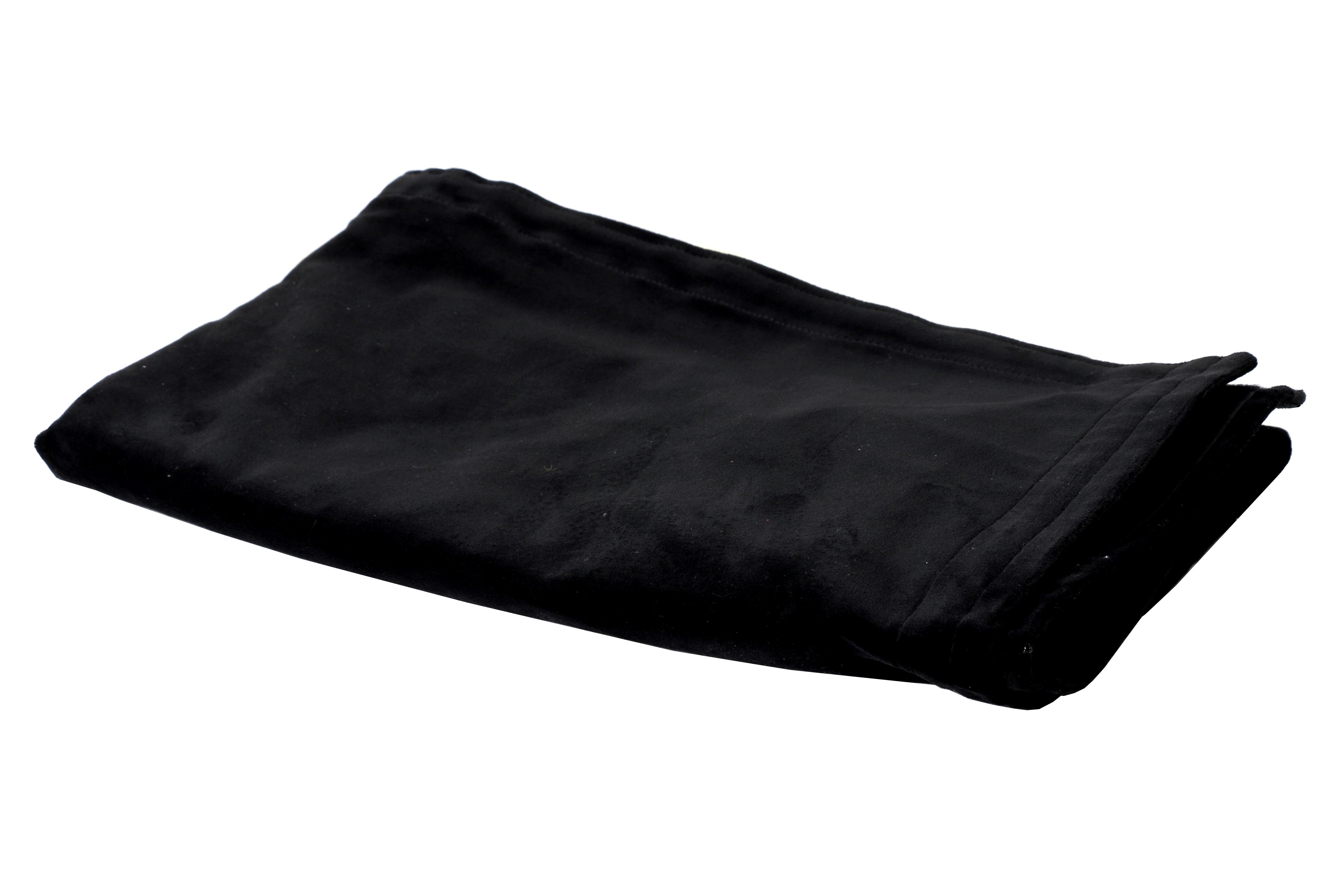 GT Stage Deck Skirt 100x105cm samtschwarz