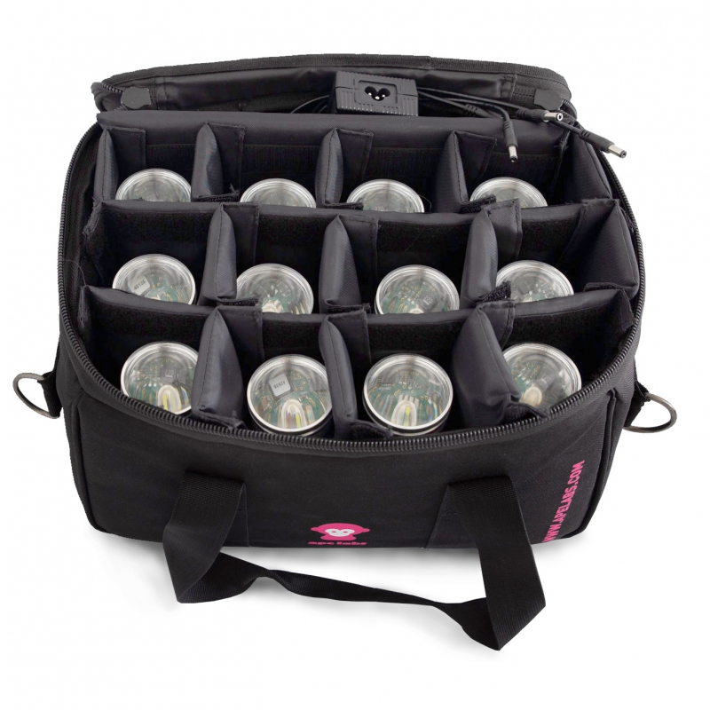 LightCan - Roadbag (Set of 12 inklusive Akku)