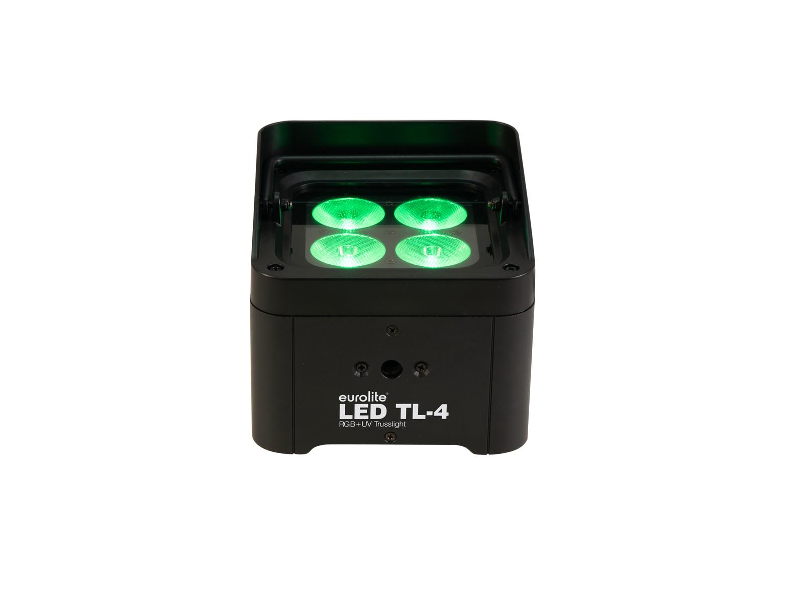 EUROLITE LED TL-4 QCL RGB+UV Trusslight