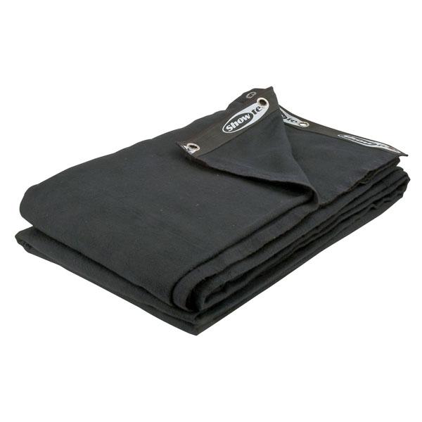 Showgear Backdrop Black 6 m (B) - 9 m (H)