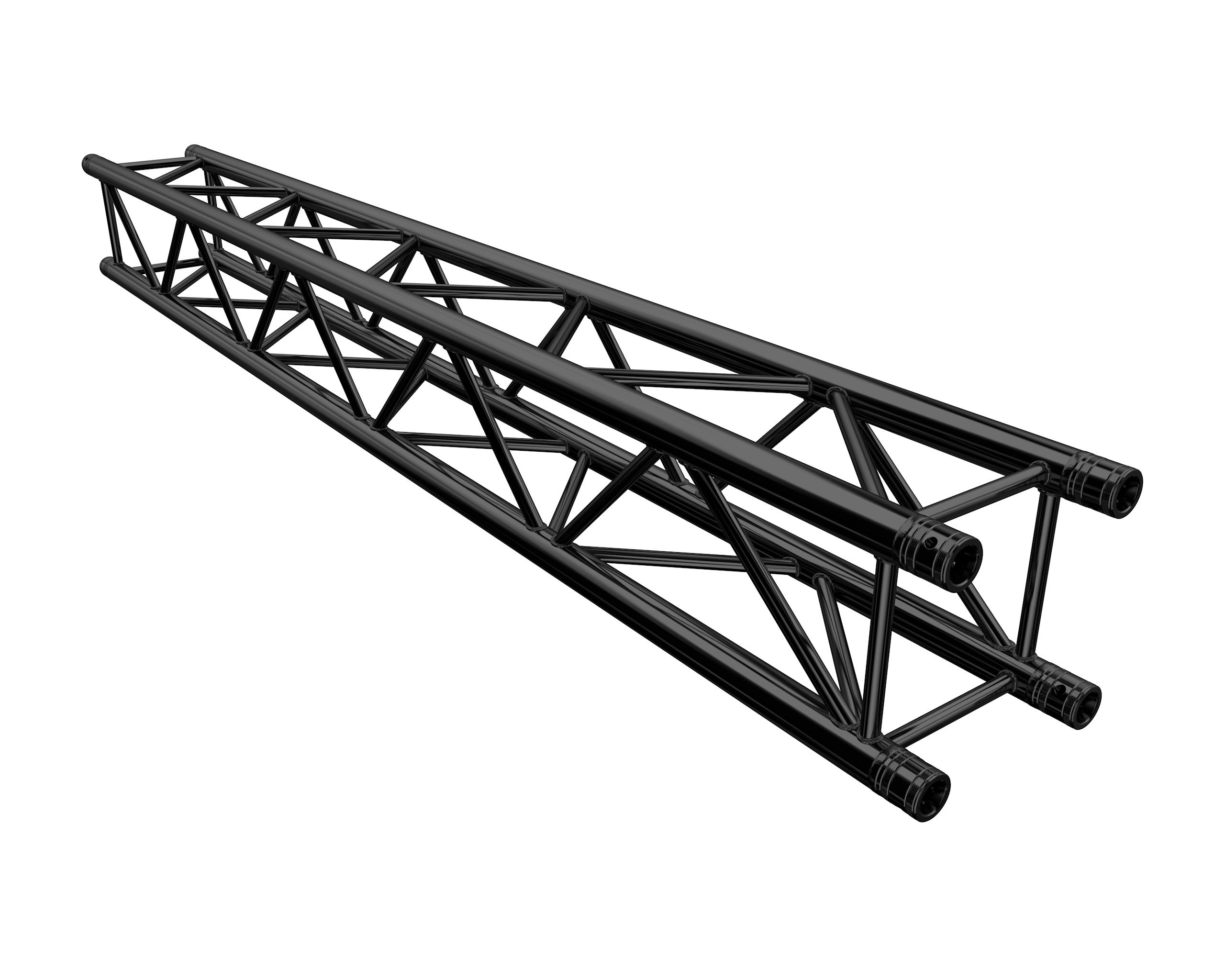 F34 P 250cm stage black