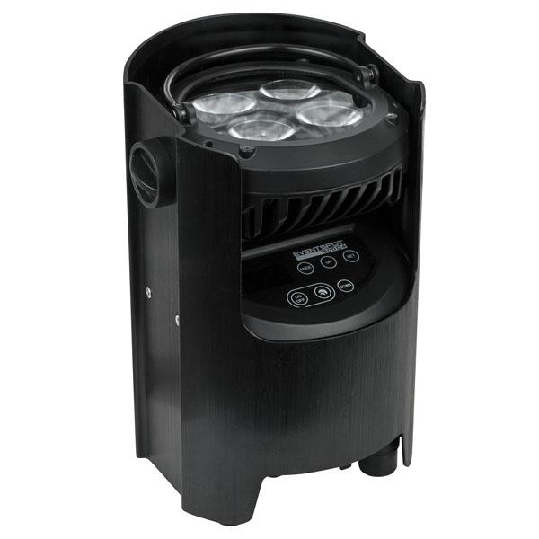 Showtec EventSpot 1600 Q4 4x RGBW, 12W, schwarz