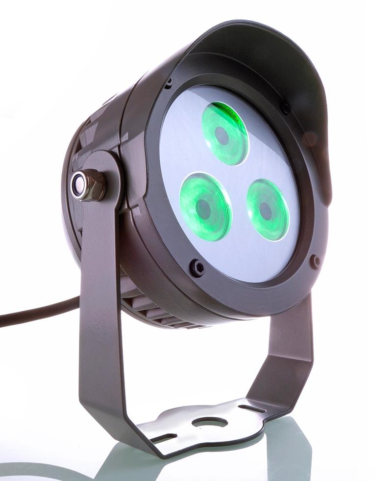 LED Power Spot RGB+WW 24V 12W IP65