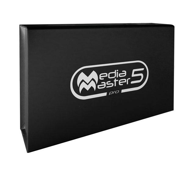 Arkaos Mediamaster Pro 5 Über DMX steuerbare Medienserver-Software – Box