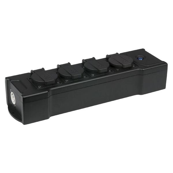Showgear PowerBOX 4 Reihenschaltung