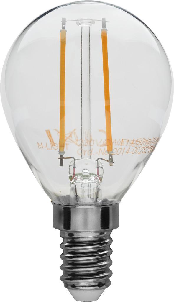LED-E14-Leuchtmittel