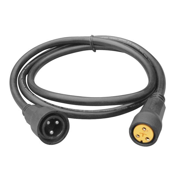 Showtec IP65 Power extensioncable for Spectral Series Staub- und spritzwassergeschütztes Verlängerungskabel - 5 m