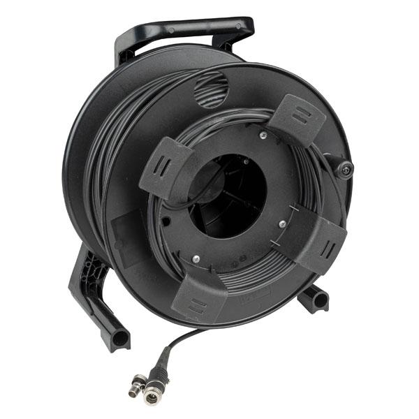 DAP Drum of 100 m with 2 fibre Singlemode 9/125 Cable Glasfaserkabel