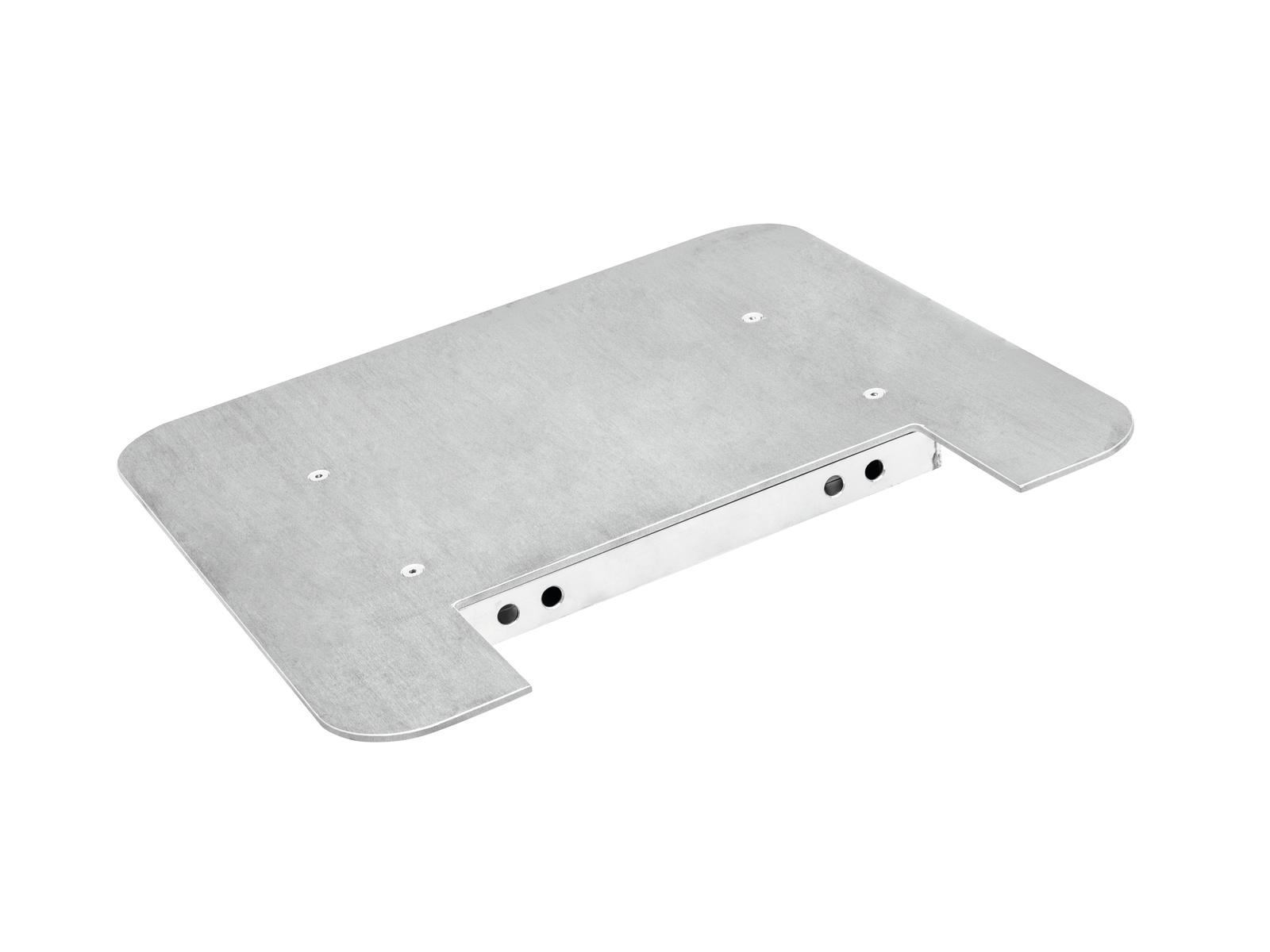 ALUTRUSS Aluminiumablageplatte 50x45x4,5cm