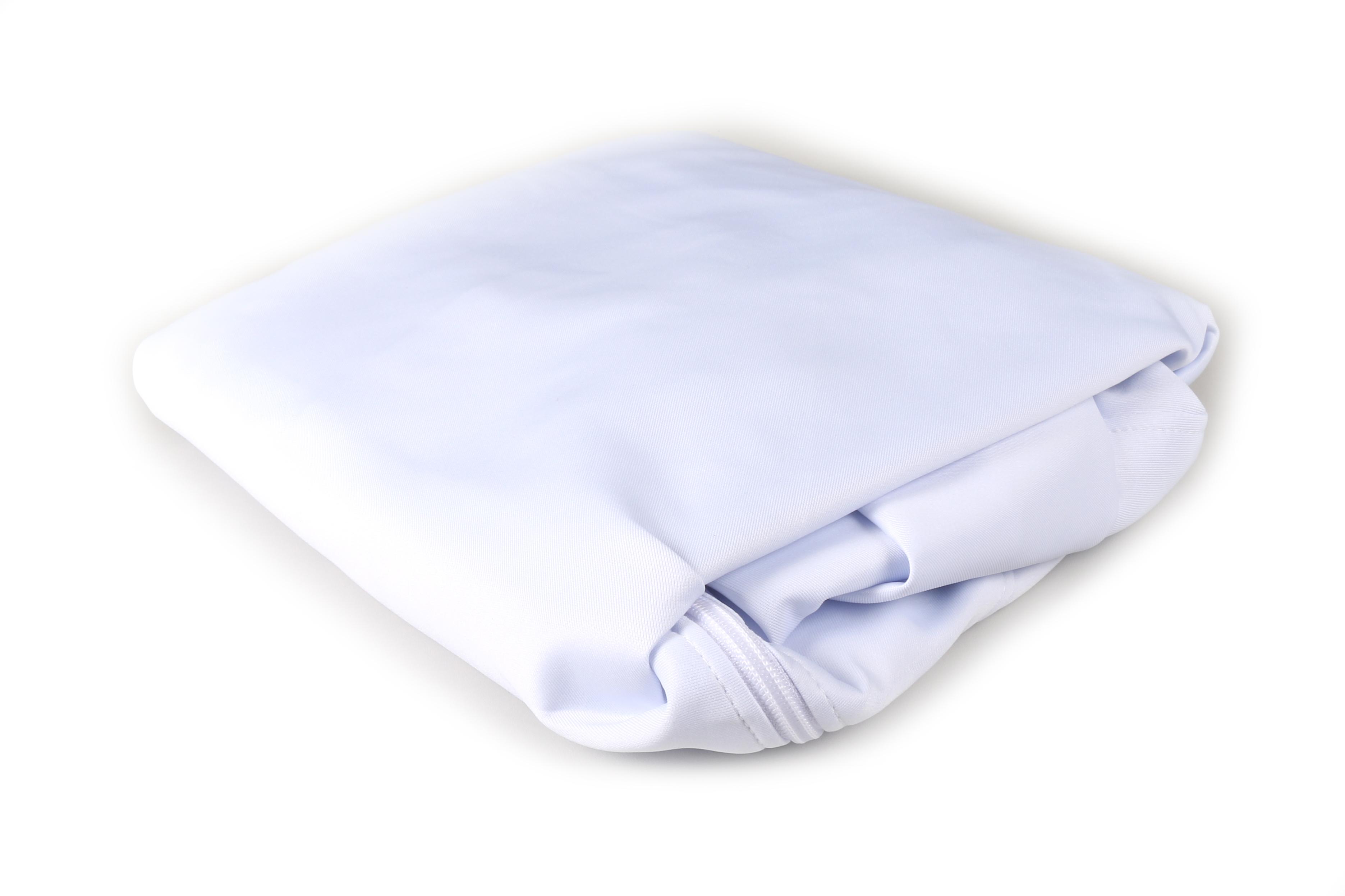 Polyester Cover für AirOttoman weiß