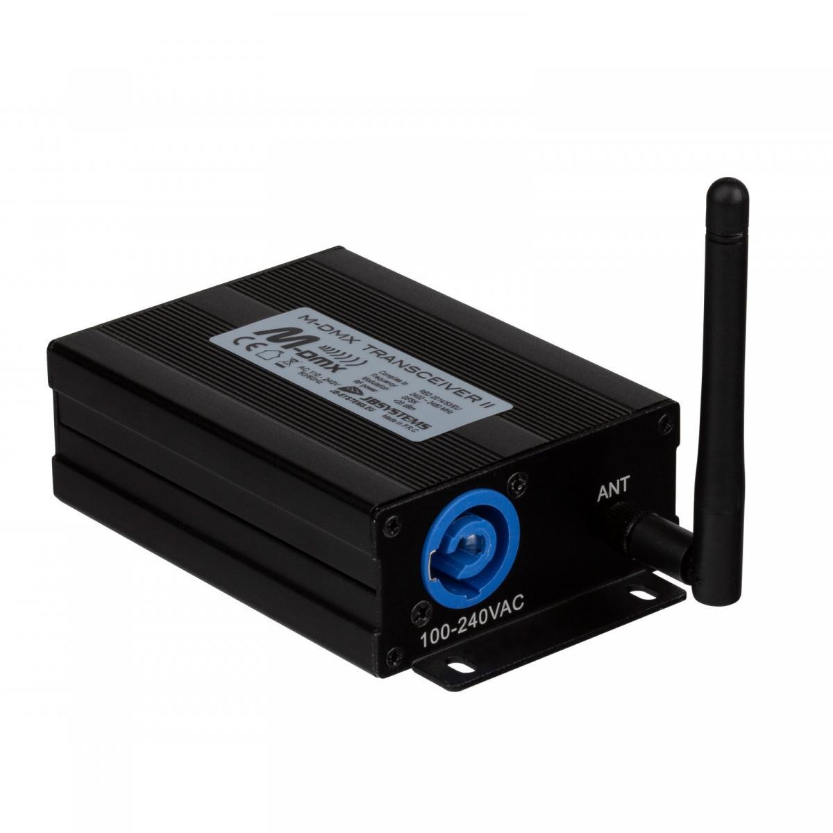 JB Systems M-DMX Transceiver II Wireless DMX Sender/Empfänger