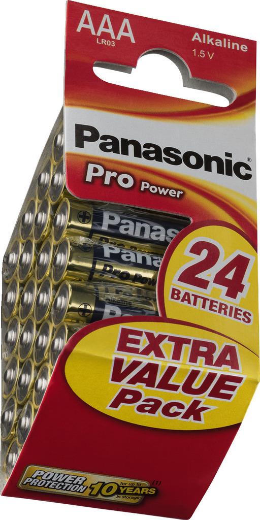 Alkaline Batterie, AAA