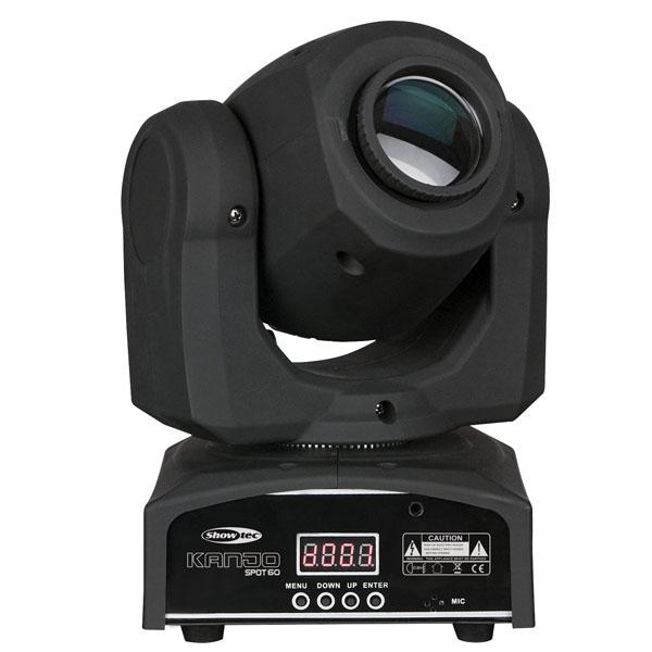 Showtec Kanjo Spot 60 60 W LED Scheinwerfer (Spot) Moving Head