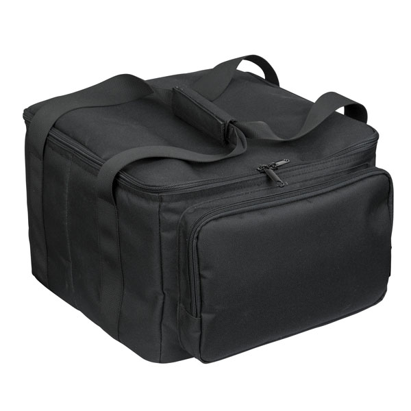 Showtec Carrying Bag for 4 x EventLITE 4/10 Q5 Mit herausnehmbaren Velcro-Fächern