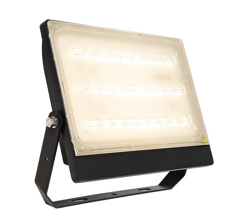 LED Fluter Brachium WW 100W schwarz