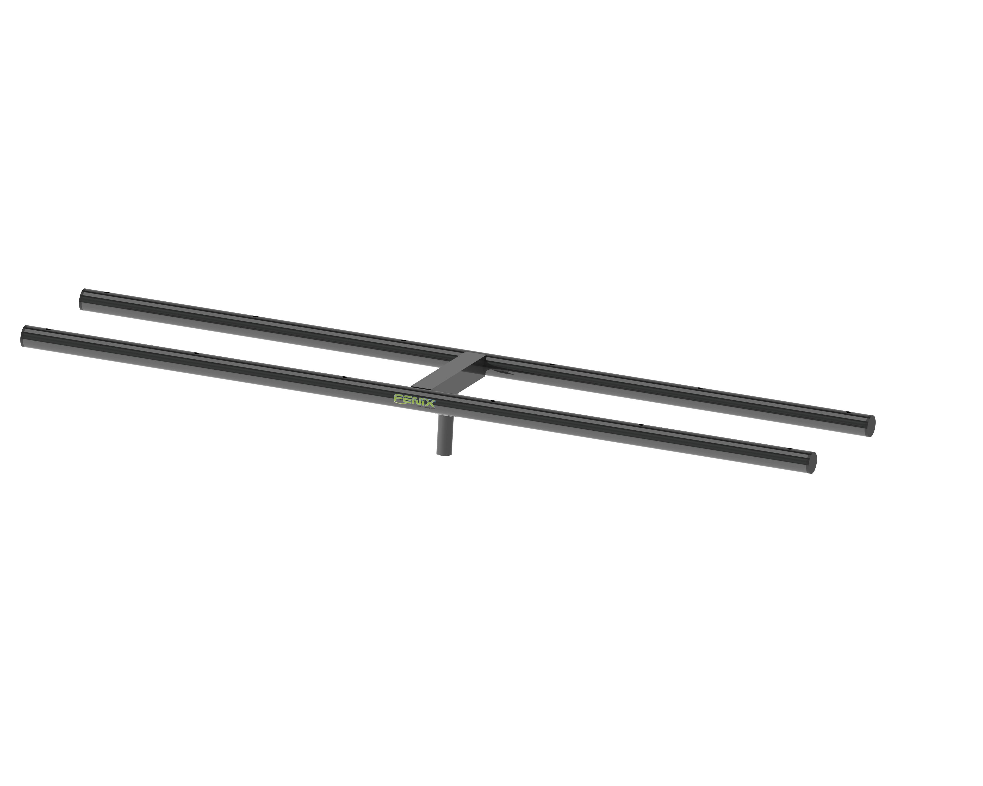T-Bar AC-509B rund für Stativ Megara/ELV