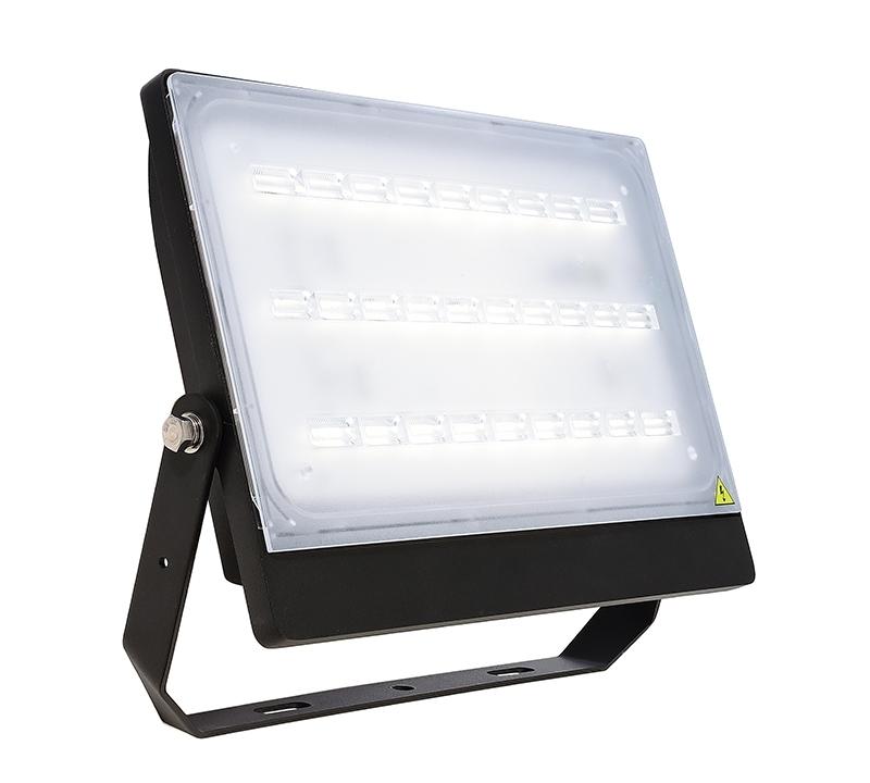 LED Fluter Brachium NW 100W schwarz