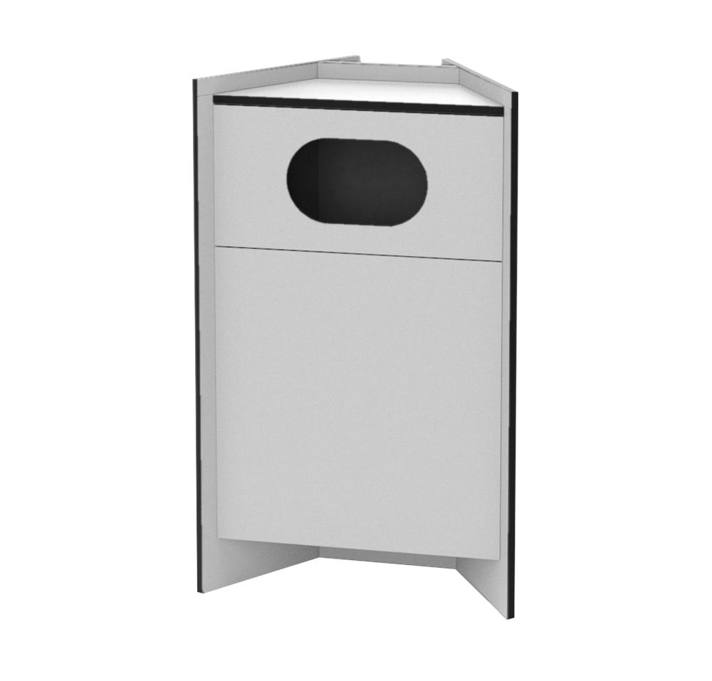 celexon Abfall Modul 93 Hygiene Serie - Weiß