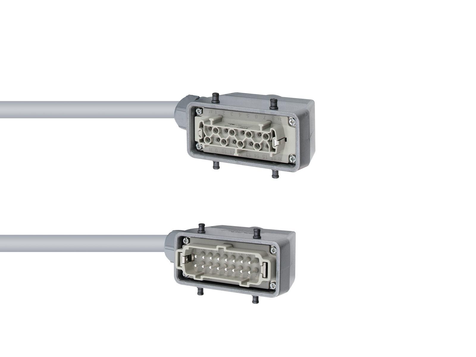 PSSO Multicore 16pol 10m gr