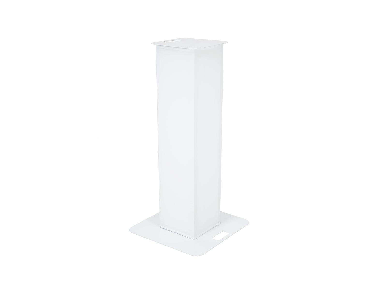 EUROLITE Wechselcover für Stage Stand Set 150cm weiß
