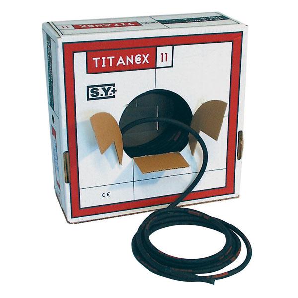 Titanex Titanex Neoprene Cable, Black 100-m-Rolle/3 x 2,5 mm2