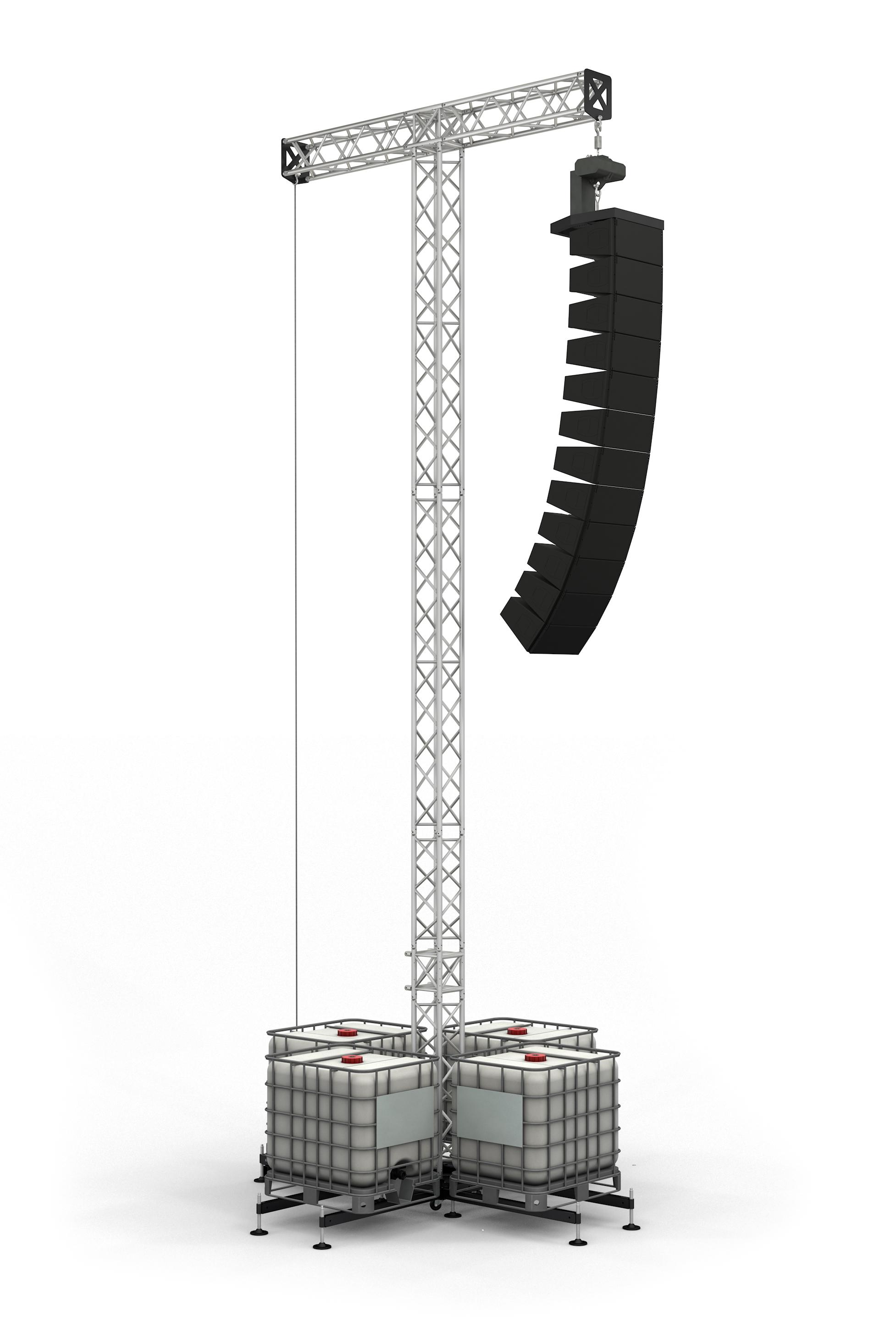 iM-Type PA Tower 9m