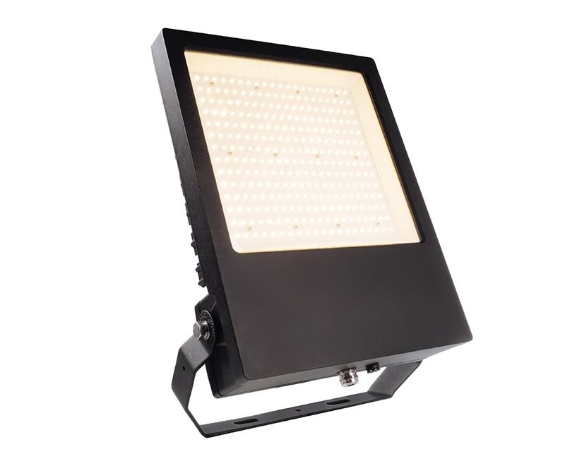 LED Fluter Atik WW 150W schwarz