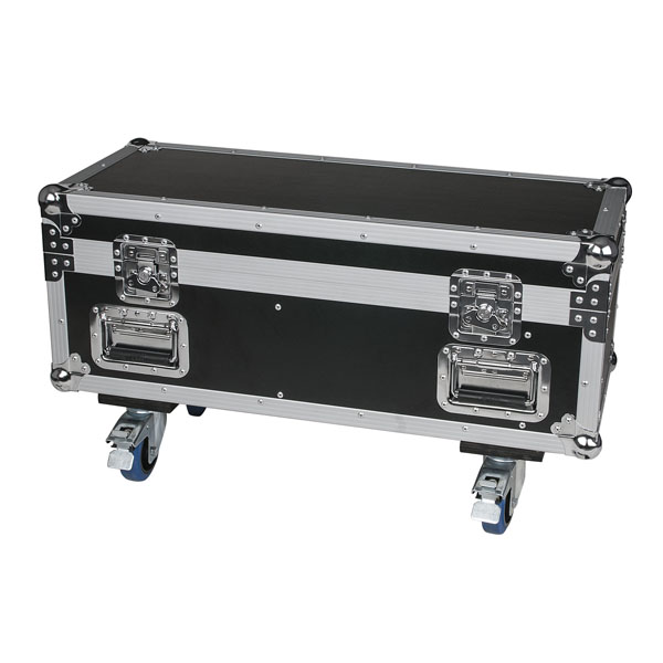 Showtec Case for 8x FX Shot & 4 x Baseplate Flightcase