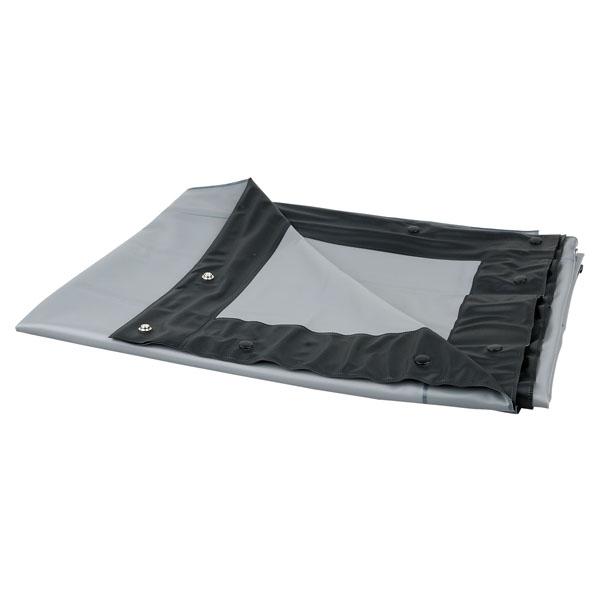"""DMT Rear Projection Fabric für Bildschirm 100432, 150"""""""