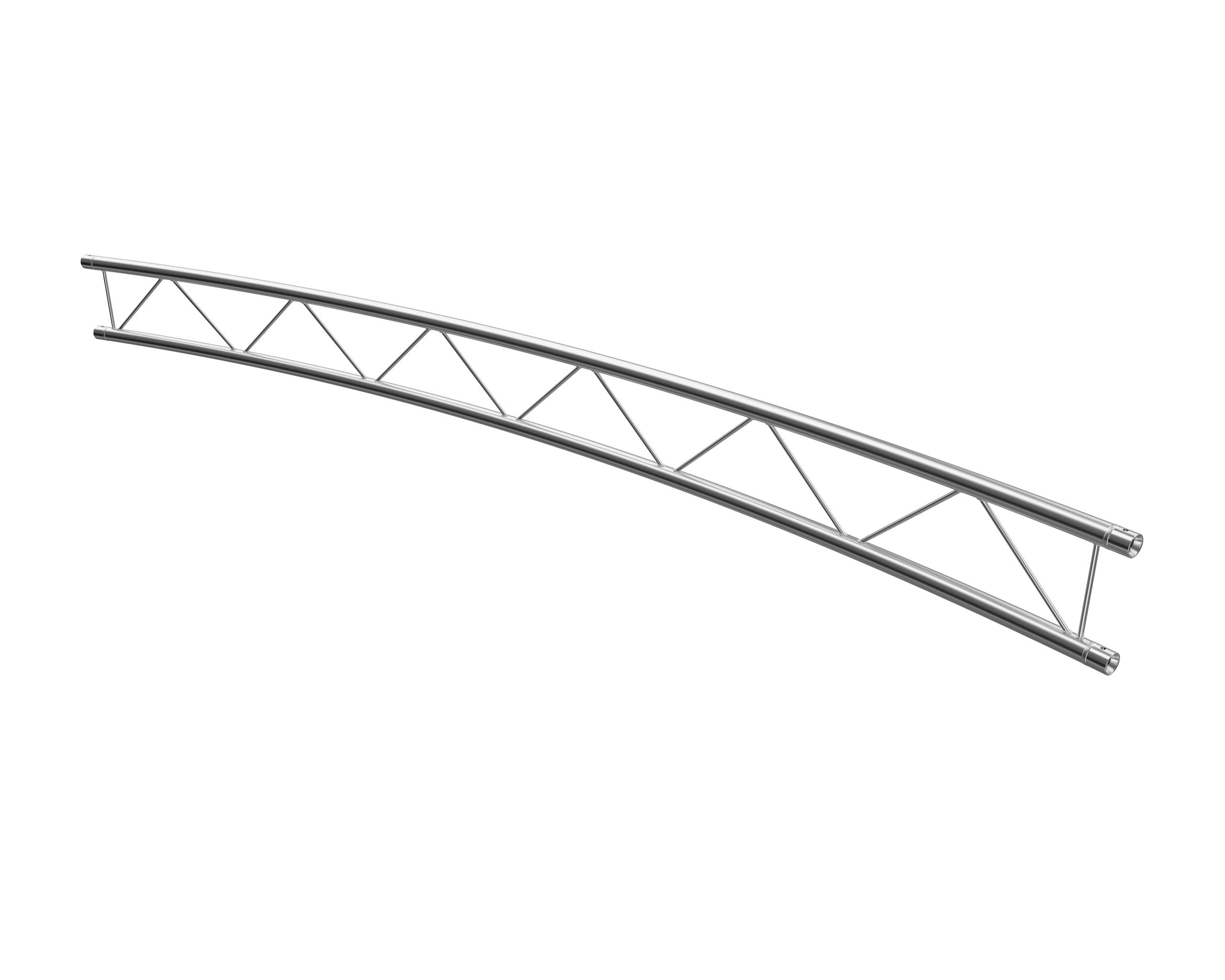 F22 Kreisstück für Ø 10,0m 30° V
