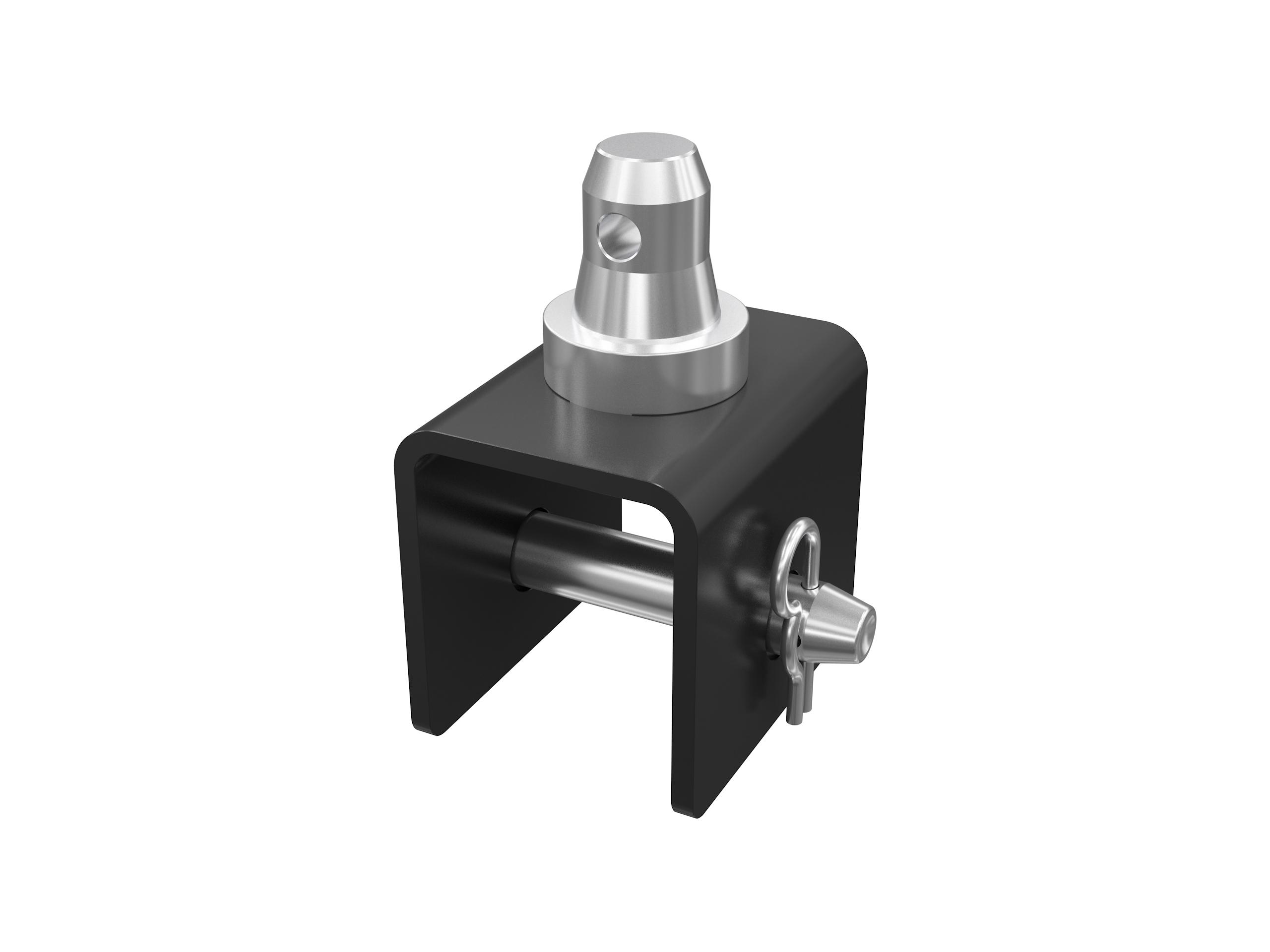 MTB Konus Abgang inkl.PIN20 &4mm R-Clip