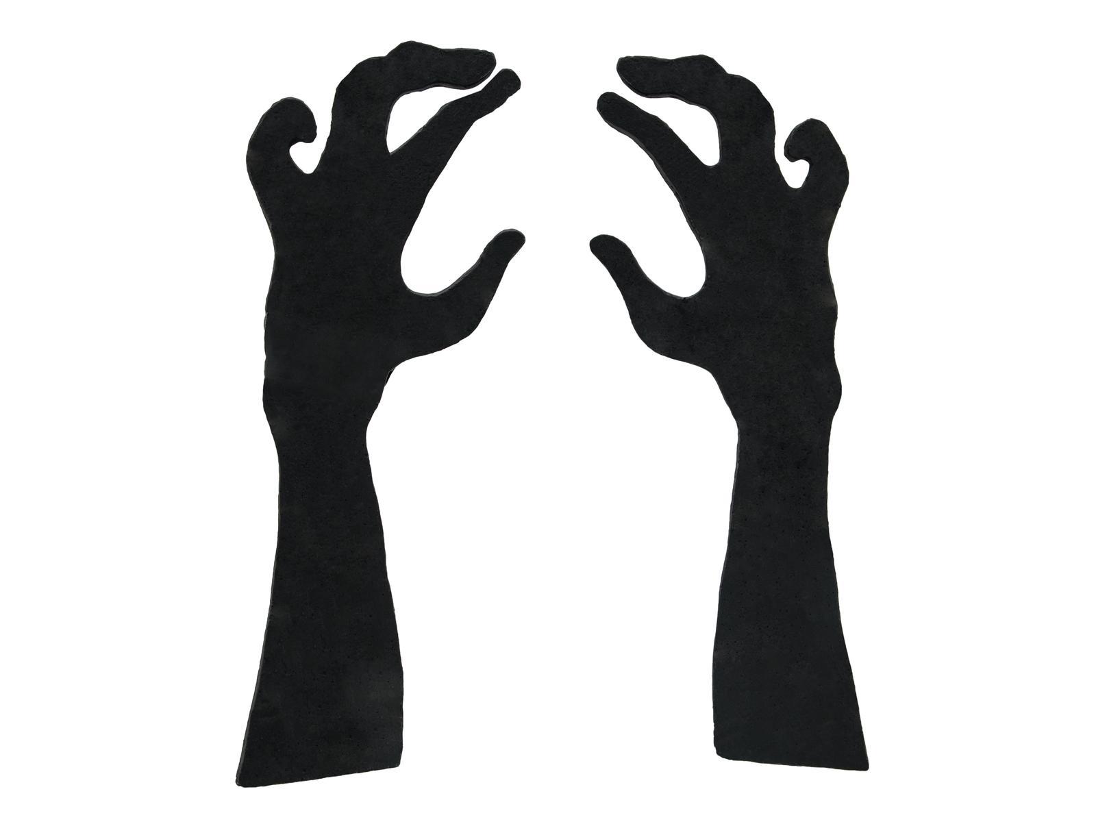 EUROPALMS Silhouette Arme, 40cm
